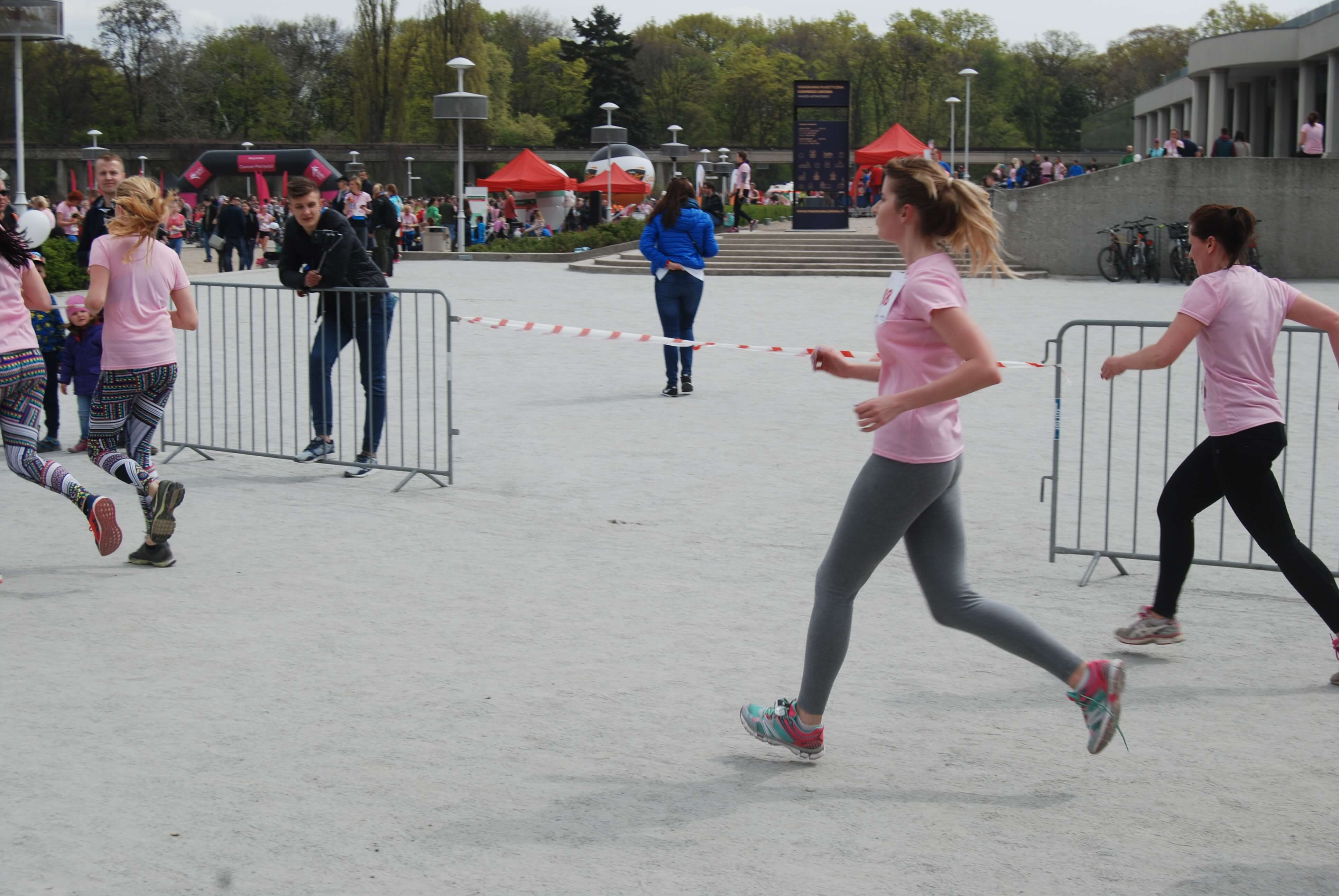 bieg kobiet 2016
