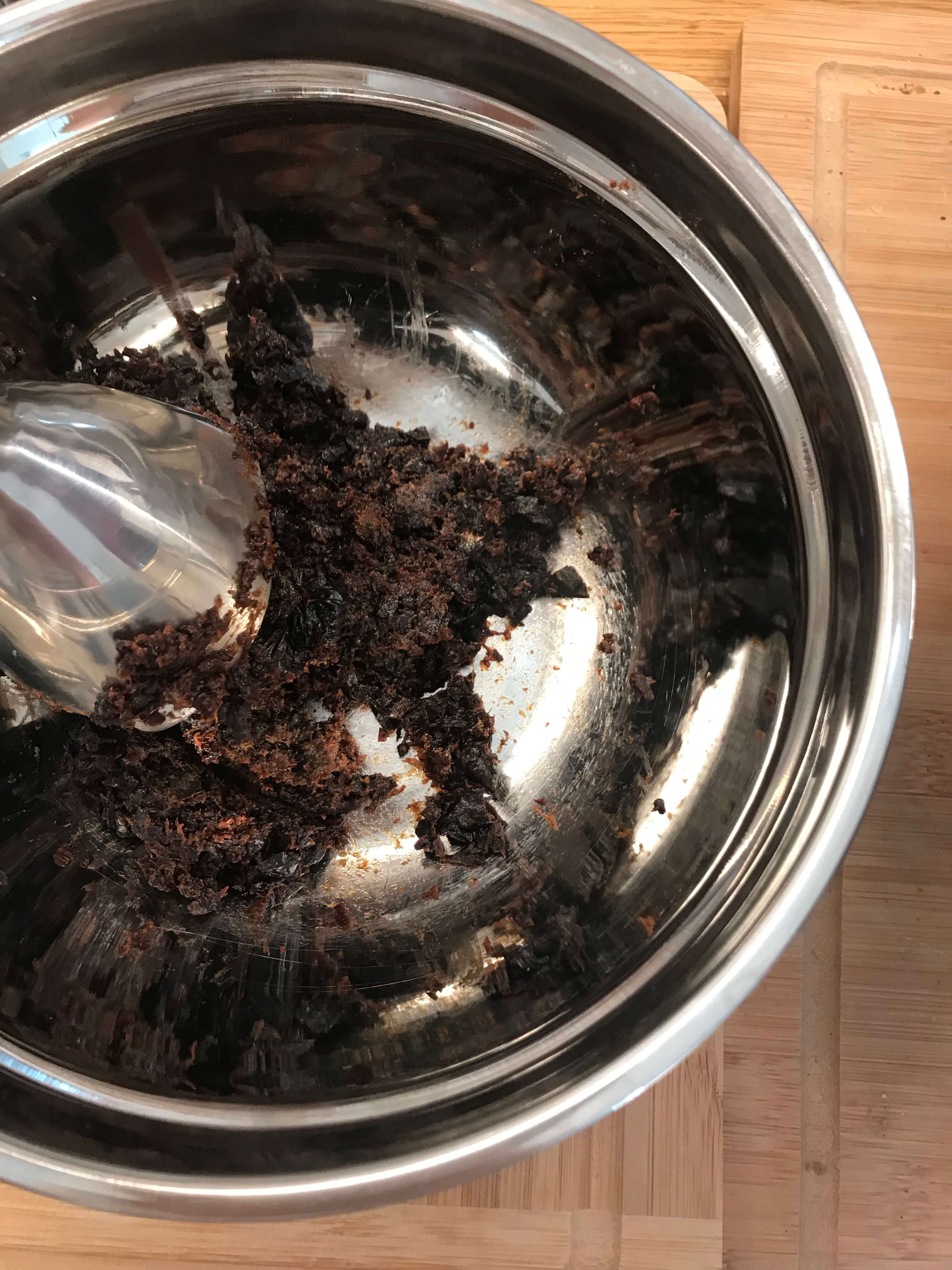 piernik miodowo-gryczany