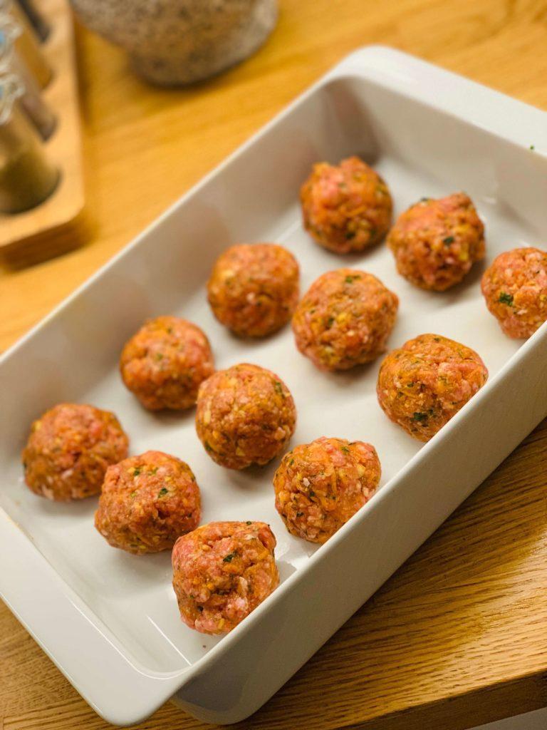 meat ballsy, czyli klopsy
