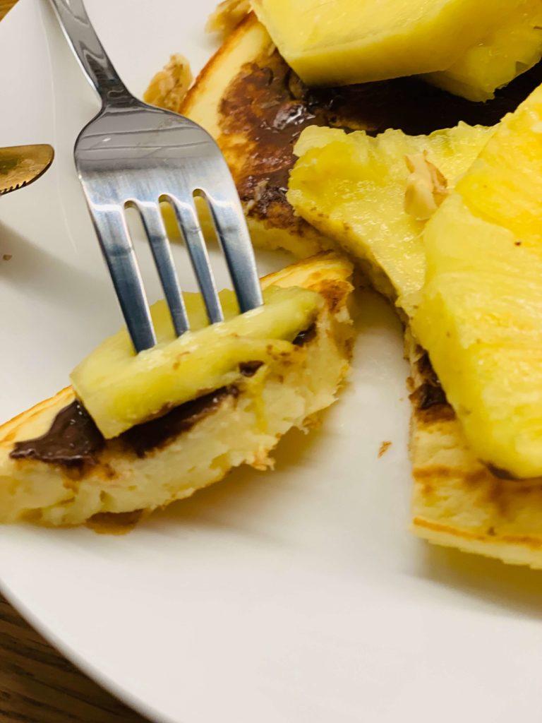 porcja omletu