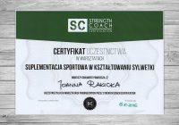 Suplementacja sportowa w kształtowaniu sylwetki z Tadeusz Sowiński