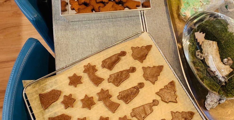 Świąteczne pierniczki bez cukru